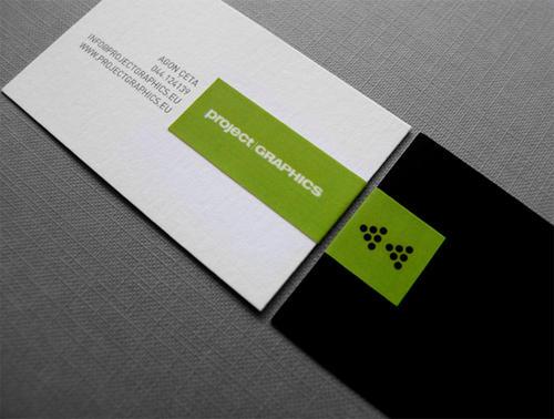 社交名片设计干货分享 如何编排构成要素