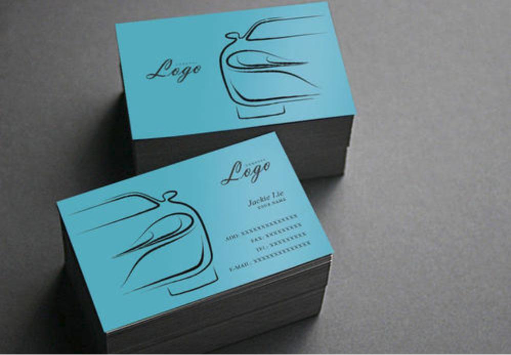 社交名片设计干货分享 名片印刷加工的设计表现