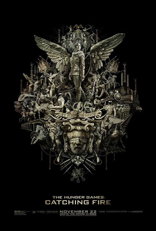 电影海报设计作品放送 一起来看优秀电影海报设计