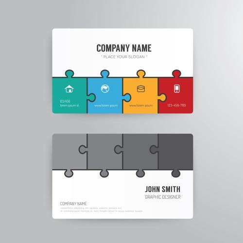 社交名片设计干货分享 名片有哪些常见的类型