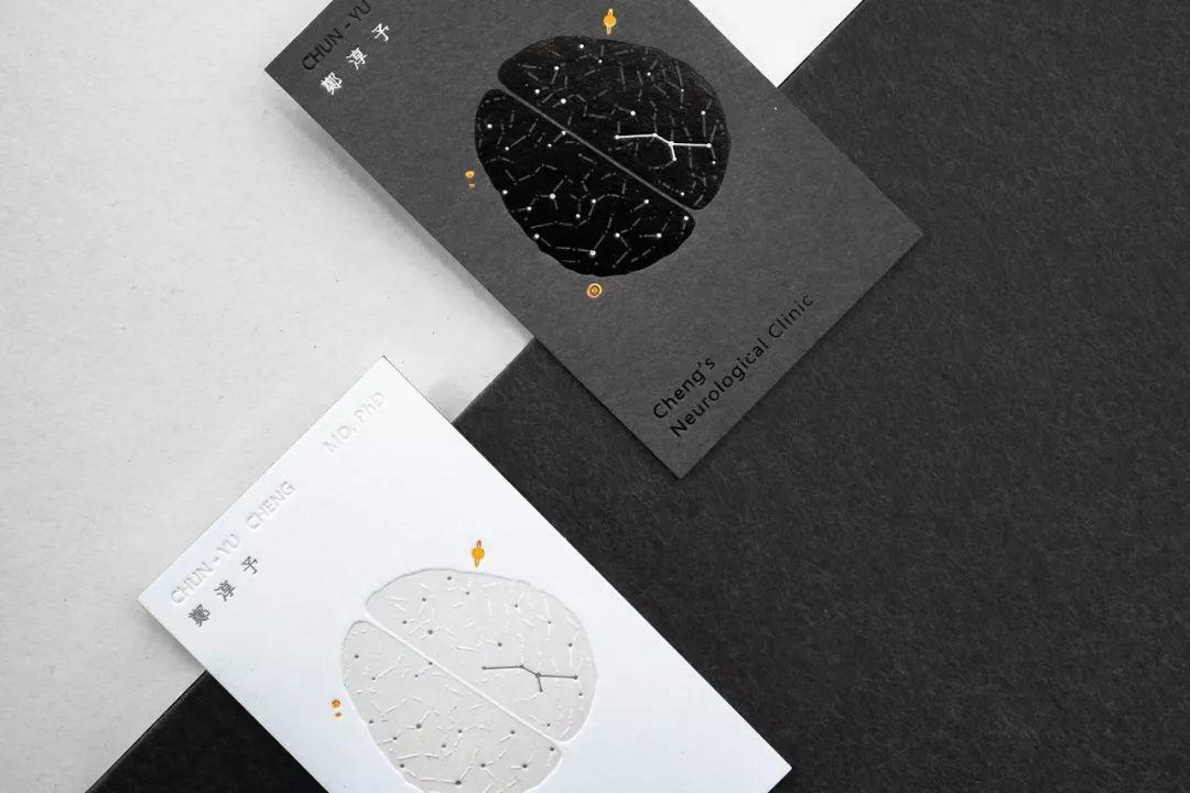 中文社交名片设计参考 你不容错过的中文名片设计作品