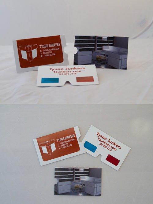 企业社交名片设计欣赏 有哪些值得一看的企业名片