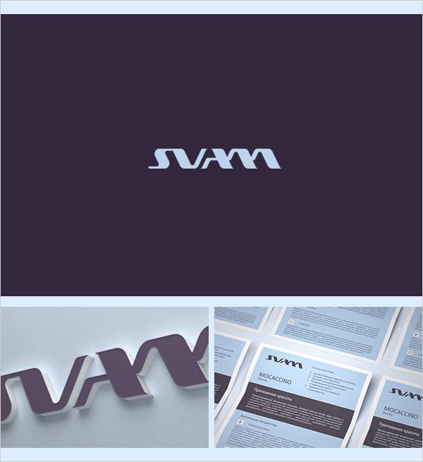 创意社交名片设计分享 漂亮的Logo与名片设计欣赏