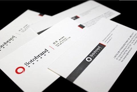社交名片设计干货解读 名片logo设计的作用是什么