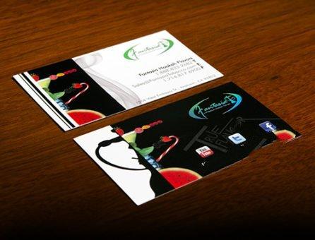 社交名片设计干货分享 设计广告名片的好处
