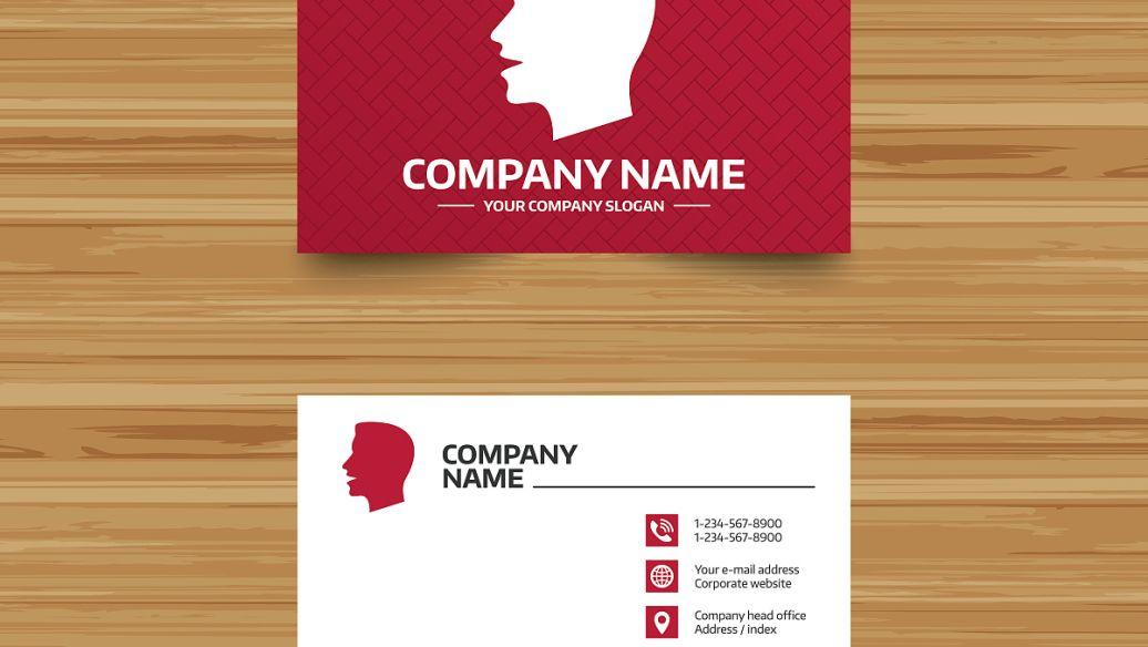 销售社交名片设计文案分享 可以销售者名片上的励志名言