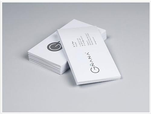销售社交名片设计技巧解读  设计销售名片的五个技巧