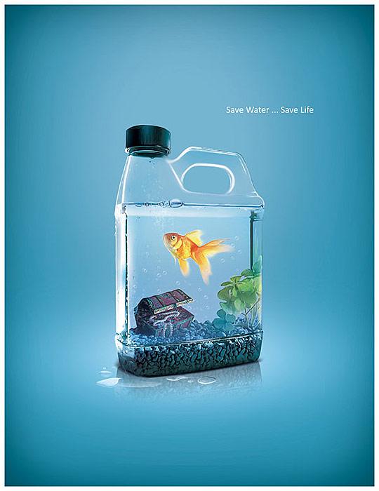 创意广告设计作品赏析 看了让你灵感涌现
