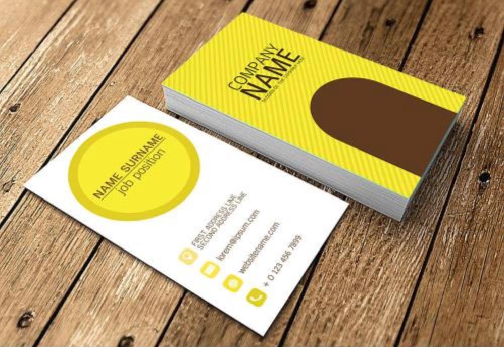 社交名片设计干货分享 名片的印刷色彩有哪些