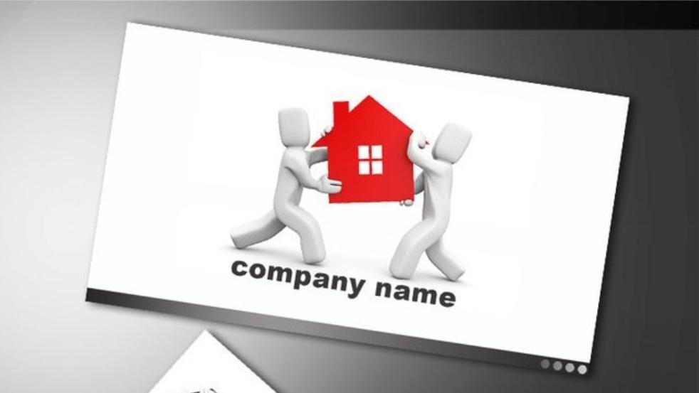 创意社交名片设计参考 有哪些值得一看的搬家公司名片