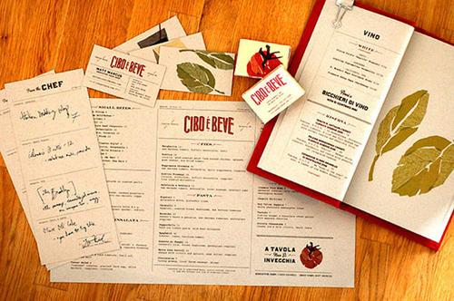 菜单设计技巧分享 菜单设计的布局方法有哪些