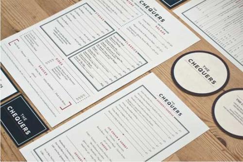 菜单设计技巧分享 菜单价格应该怎么设计