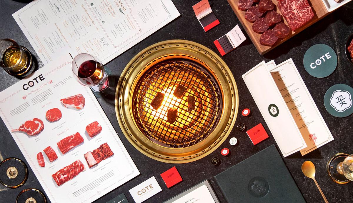 创意菜单设计参考 国外餐厅菜单设计欣赏