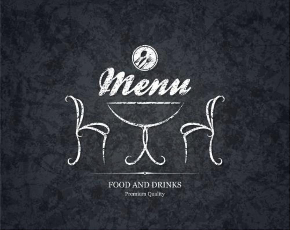 创意菜单设计参考 这些年夜饭菜单设计你必须看