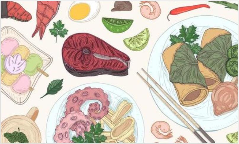 创意菜单设计参考  有哪些值得一看的小龙虾店菜单