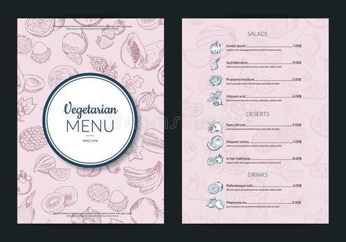 创意菜单设计参考  有哪些值得一看的汉堡店菜单