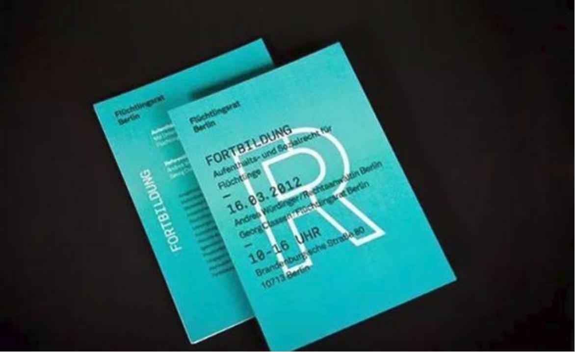 创意宣传单设计分享 有哪些可看的美术培训班宣传单