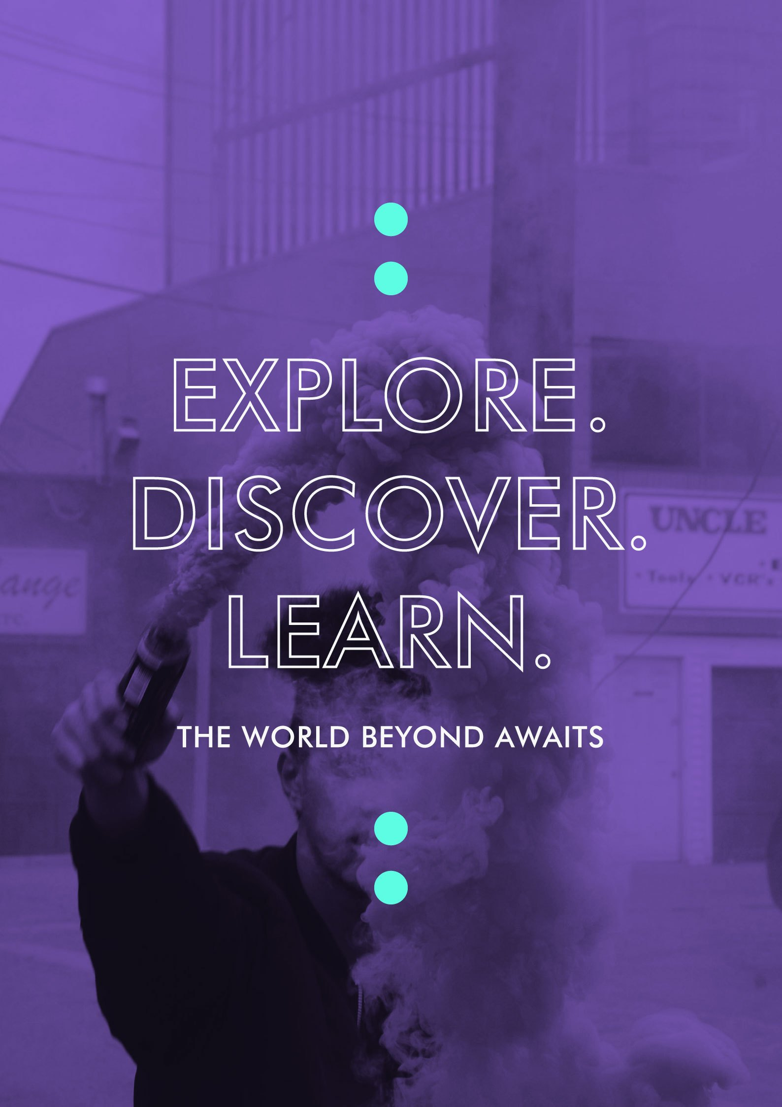 创意宣传单设计分享 用色大胆的宣传单助你脱颖而出