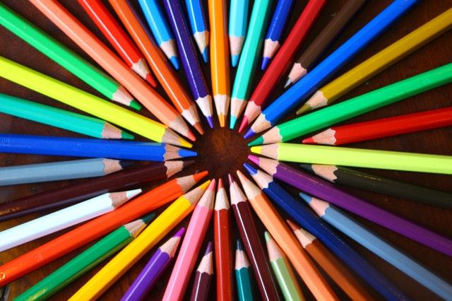 宣传海报配色方案分享 怎样的颜色才符合审美潮流
