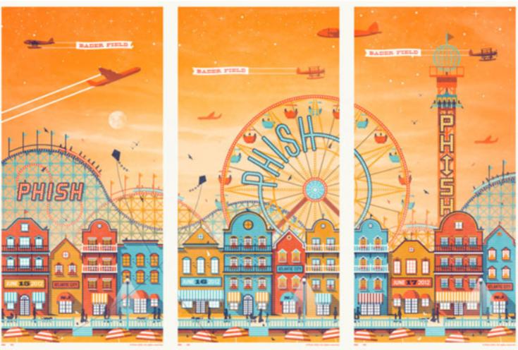 海报设计模板案例分享 你的脑洞有这些设计师大吗