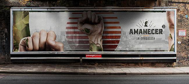 海报设计模板素材分析 这一组海报风格你喜欢吗