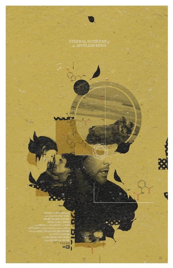 创意海报设计欣赏 你最喜欢里面的哪一款呢