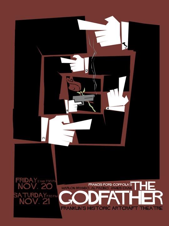 盘点创意海报设计 通过别人的作品来发现问题