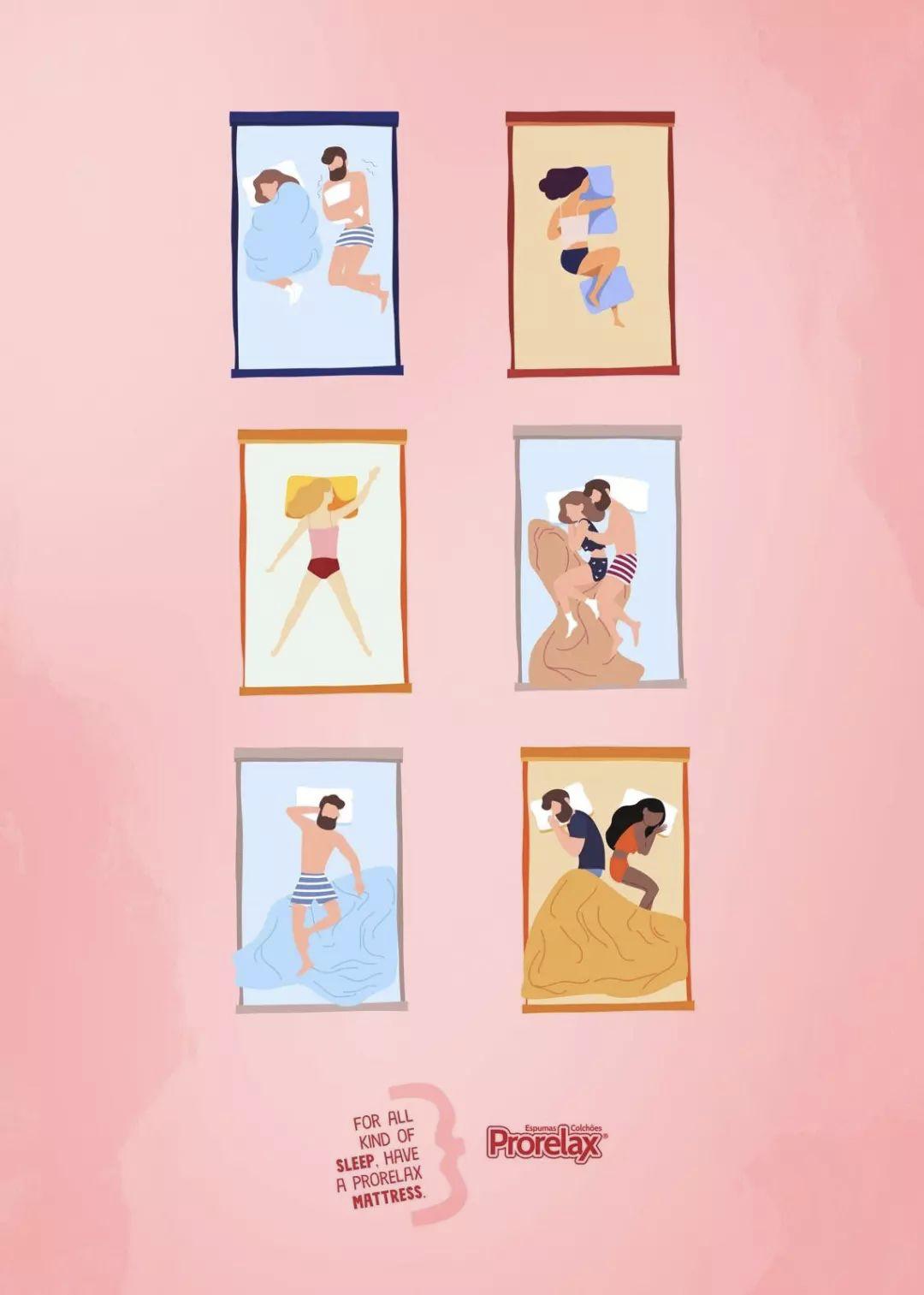 创意海报设计赏析  这些海报设计也太有趣了吧