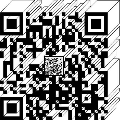 创意微信二维码设计盘点 二维码与企业风格一样别出一格