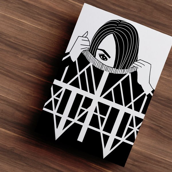 海报设计案例欣赏  有哪些时尚的海报设计作品