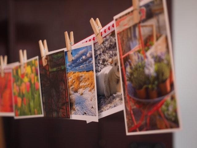 明信片设计知识分类 明信片设计详细分类介绍