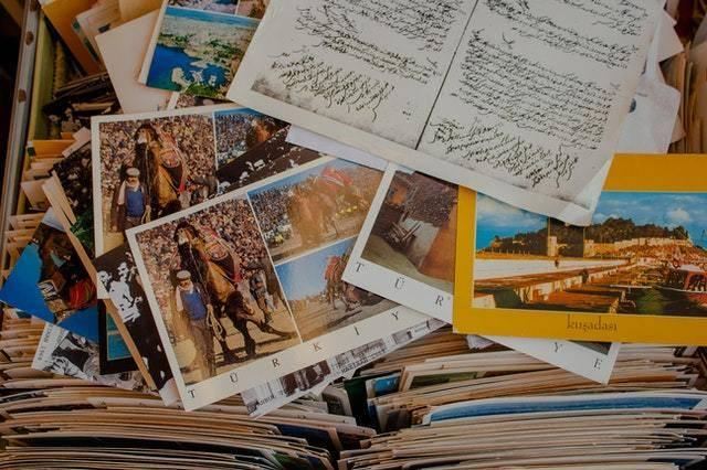 教师节明信片设计技巧放送 多图排版有妙招
