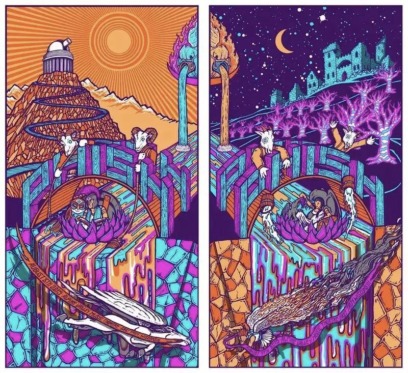 海报设计案例赏析  音乐节宣传海报设计怎么做