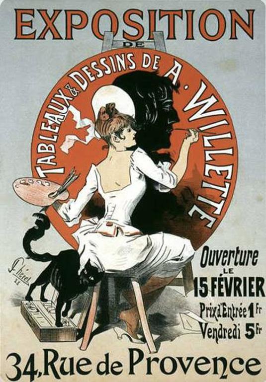 海报设计案例赏析  值得借鉴的复古风海报设计