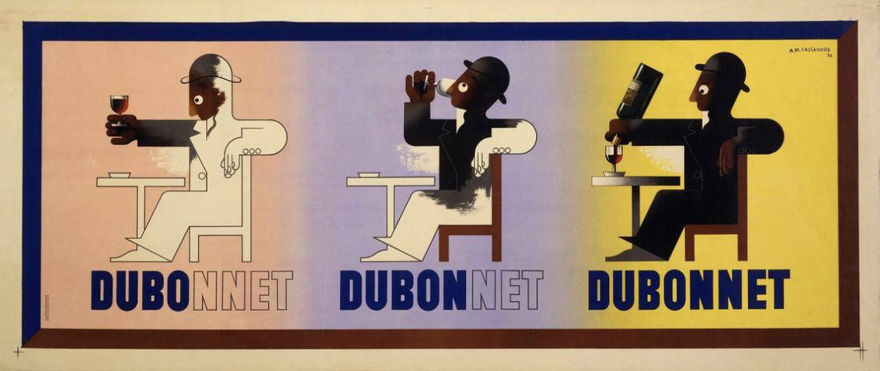 海报设计案例赏析  国外那些优秀的复古风海报设计