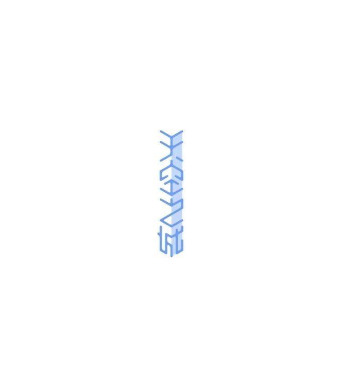 X展架设计字体样式 这些独特的字体让展架锦上添花