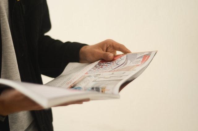 美食折页设计怎么做 好看的折页设计能增收