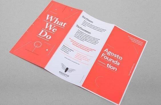 企业宣传三折页设计教程 企业宣传的好帮手