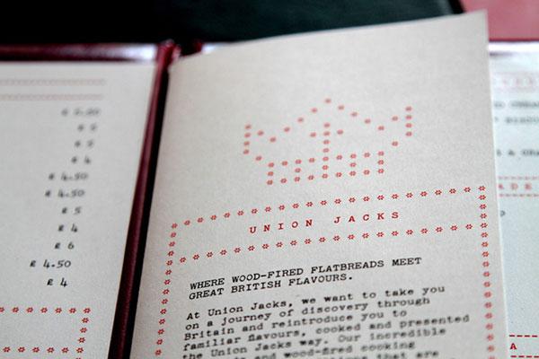 极简菜单设计怎么做 简约美观的菜单最迷人