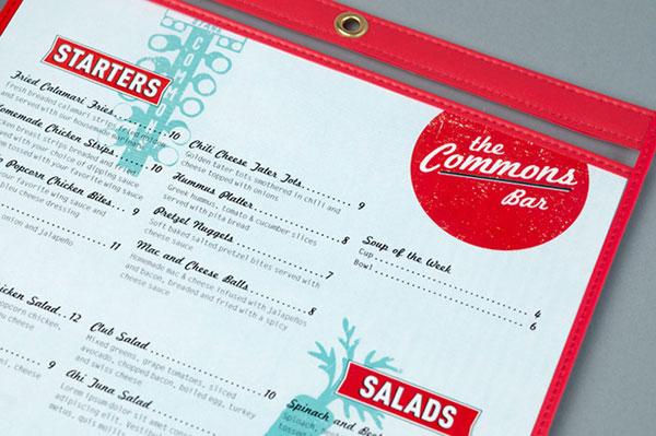 餐厅菜单设计怎么做 不可不知的六大要点