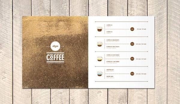 蛋糕店菜单设计怎么做 教你做出精品菜单