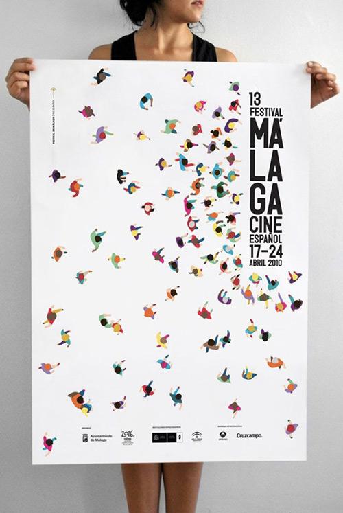 海报设计教程  具有视觉冲击力的海报怎么做