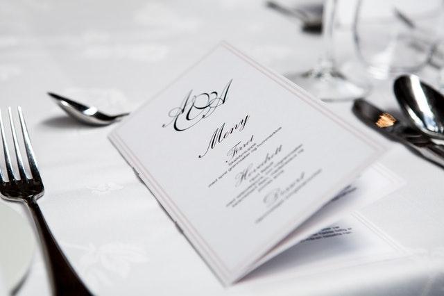 饭店菜单设计原则 缺一不可的菜单设计原则