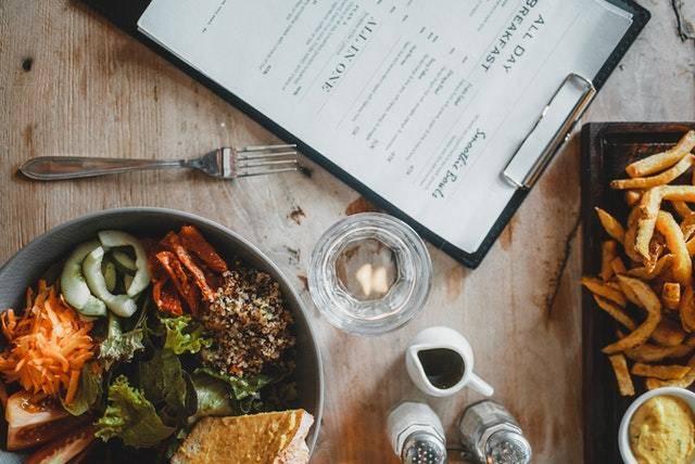西餐厅菜单设计排版方法 排版要遵循顾客视觉顺序