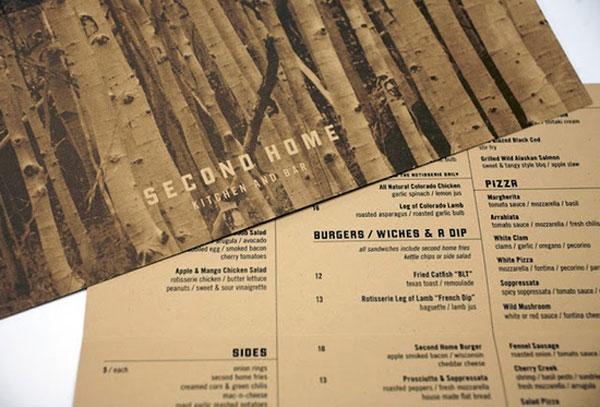 饭店菜单设计怎么做 不可不知的六个内容