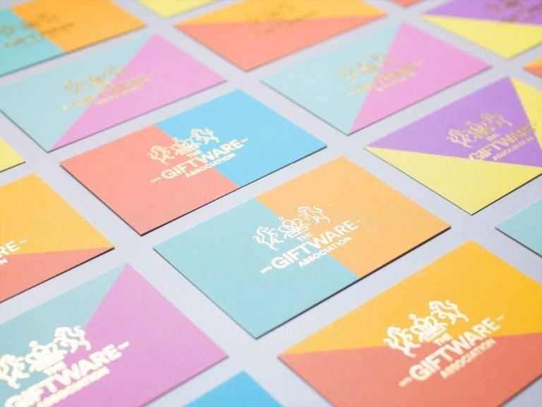 创意社交名片设计工艺分享 想要玩出创意就得选对工艺