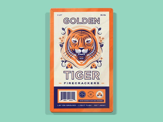 创意海报设计分享 试着做一张半色调海报吧