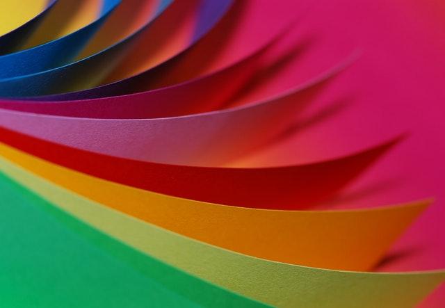 教你工作简历设计色彩搭配 合理配色更显精美