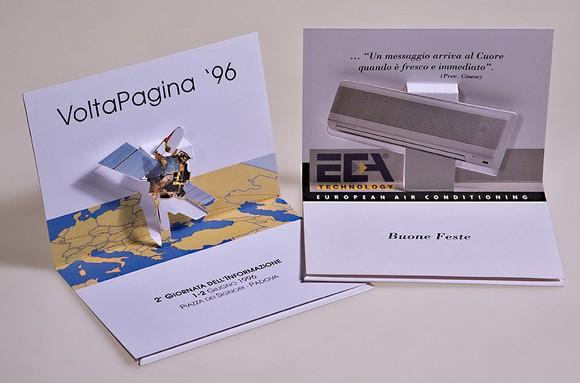 好看的立体明信片设计盘点 视觉上的艺术盛宴