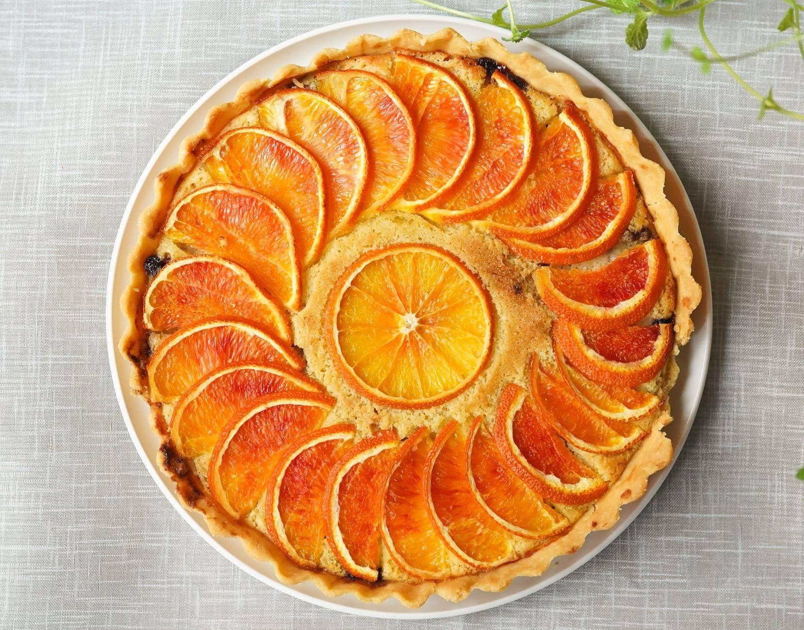 菜单设计配色分享 来试试美观好看的橙色吧
